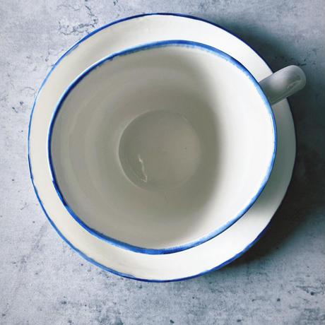 イスラエルより日本初上陸 Blue Cup&Saucer