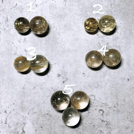 ゴールデンルチル XSサイズ(2〜3set)