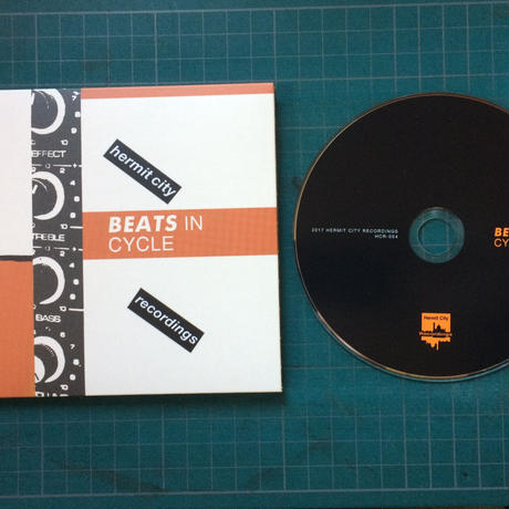 Hermit City Recordings - Beats In Cycle (CD)