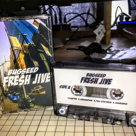 Bugseed - Fresh Jive (Cassette Tape)