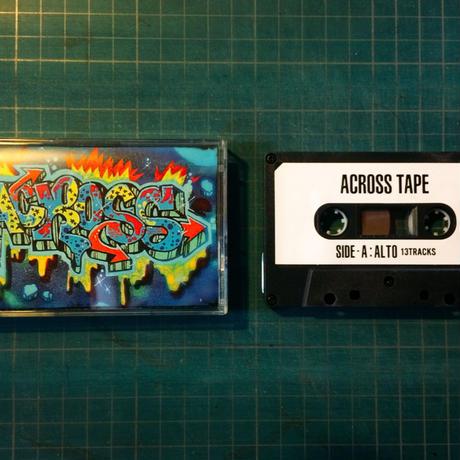 Alto & Bugseed - ACROSS TAPE (Cassette Tape)