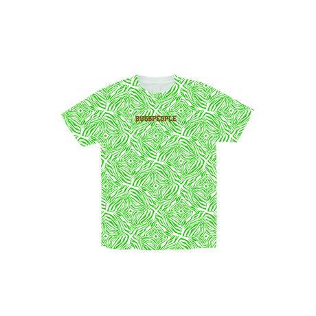 zebra総柄Tシャツ
