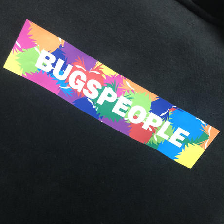 BugsPeople Box Logo パーカー