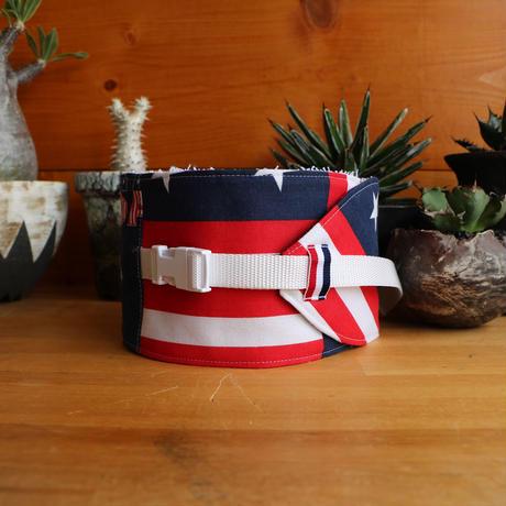 """NECK COOLER  USA  - vintage  bandana -  """" 5 """""""