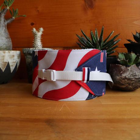 """NECK COOLER  USA  - vintage  bandana -  """" 7 """""""