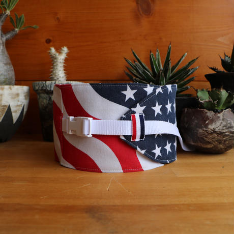"""NECK COOLER  USA  - vintage  bandana -  """" 1 """""""