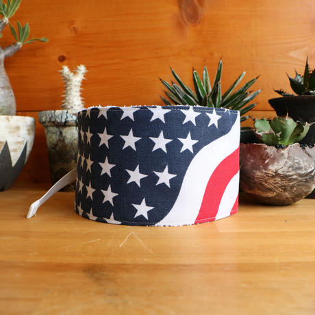 "NECK COOLER  USA  - vintage  bandana -  "" 3 """