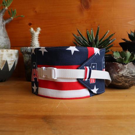 """NECK COOLER  USA  - vintage  bandana -  """" 4 """""""
