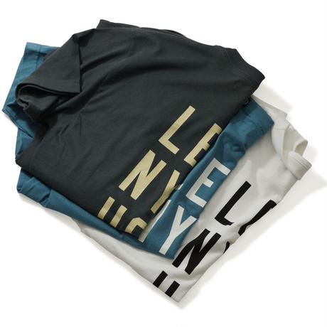 TEE COLLAGE LOGO Tシャツ 3 COLORS