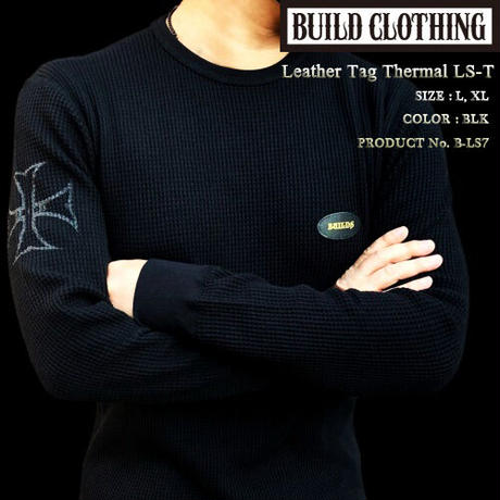 Leather Tag Thermal LS-T