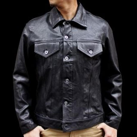 Special Lamb Leather G-JKT