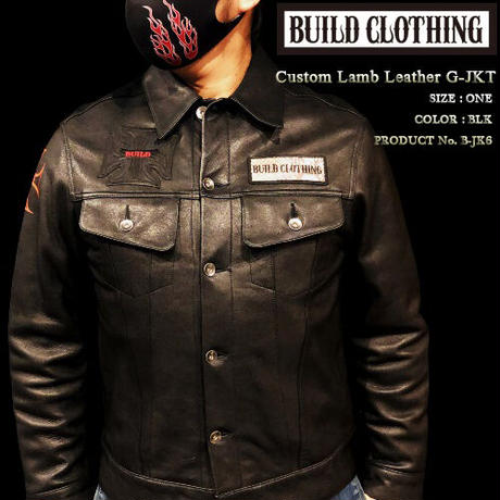 Custom Lamb Leather G-JKT
