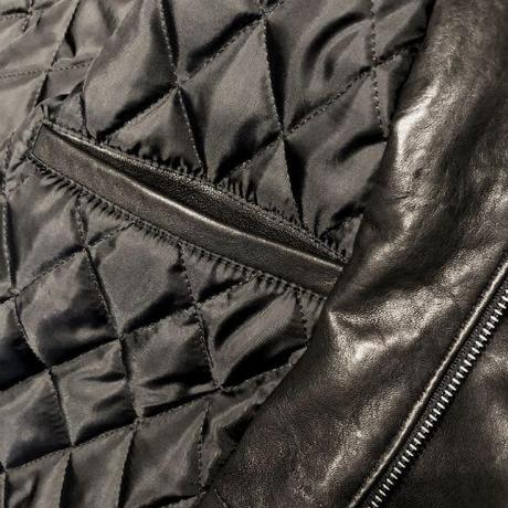 Custom Build Leather JKT