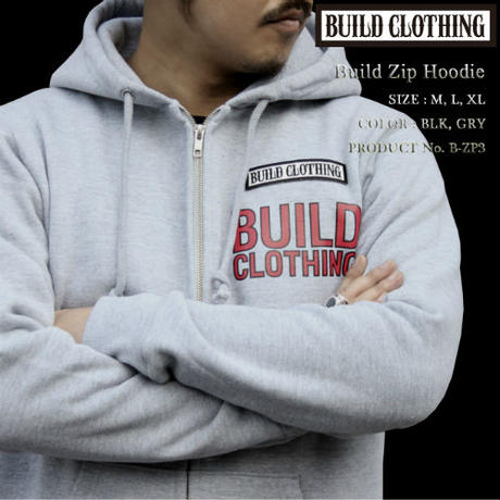 Build Zip Hoodie