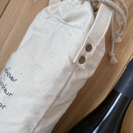 ワイン エコバッグ (保冷シート付き)