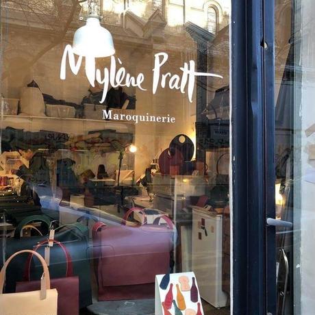 Bouteille porte clé par Mylène Pratt: ワインボトル bulbulキーホルダー made in Paris