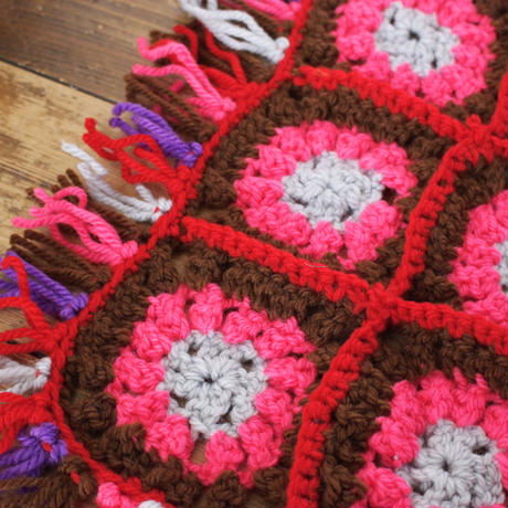 kniting small blanket