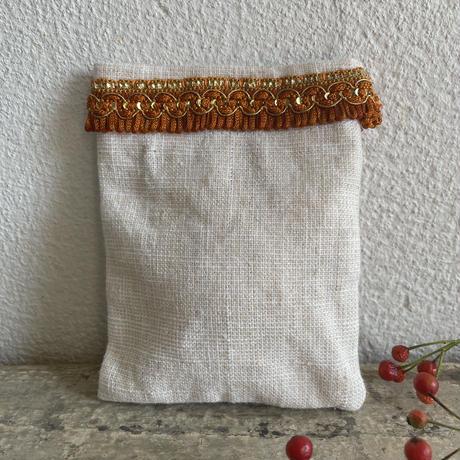 grain sack small porch