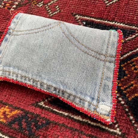 denim pocket remake porch