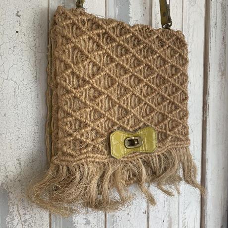 vintage Italy bag