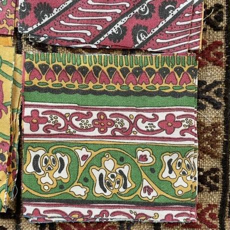 vintage cut fabric