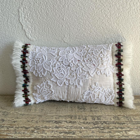 quilt flower embroidery porch