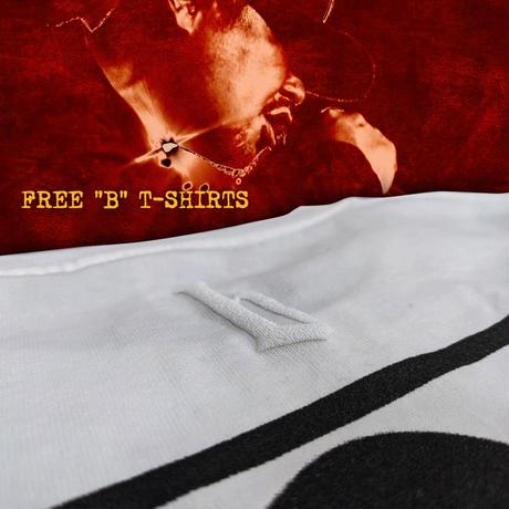 """FREE """"B"""" T-SHIRTS  S/S"""