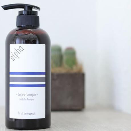 alpha in bath shampoo 300ml