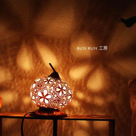 ひょうたんランプ---ミニランプ