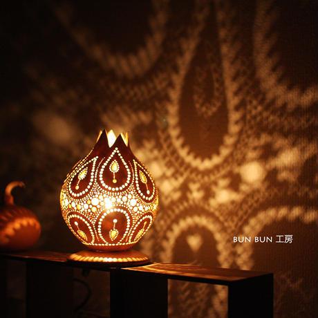 ひょうたんランプ--神秘の泉