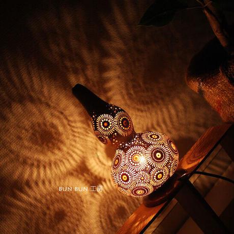 ひょうたんランプ --  -zoantharia
