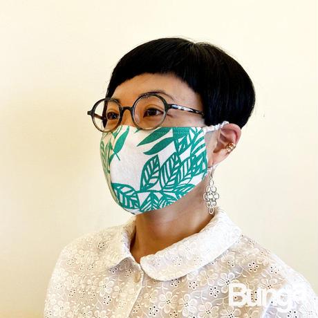 KTPL-001【布マスク】リーフ