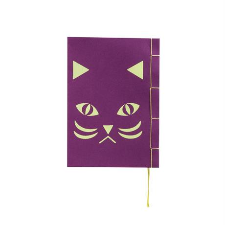 和綴じノート(文庫本サイズ) 夏目漱石 吾輩は猫である
