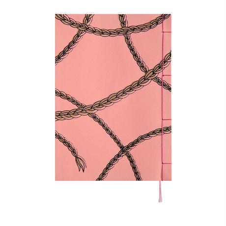 和綴じノート(単行本サイズ)太宰治 ろまん灯籠