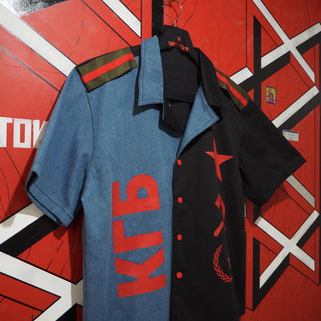 R.O.X KGB Short Sleeve Shirt