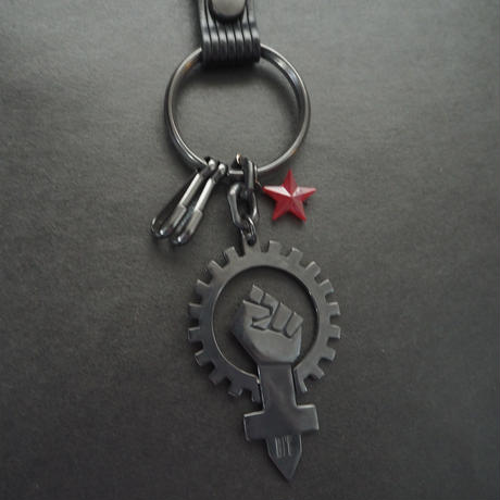 BLACK TRIANGLE DESIGN Key Holder