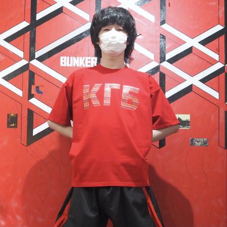R.O.X KGB T-shirt Red