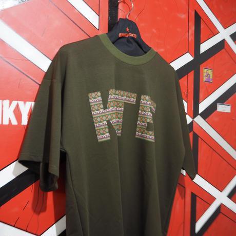 R.O.X KGB T-shirt Khaki