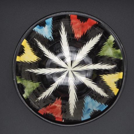 Rishton ceramic Black small bowl