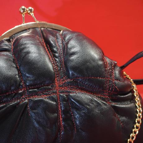 TTRSHCHNKVA Bag Black×Red