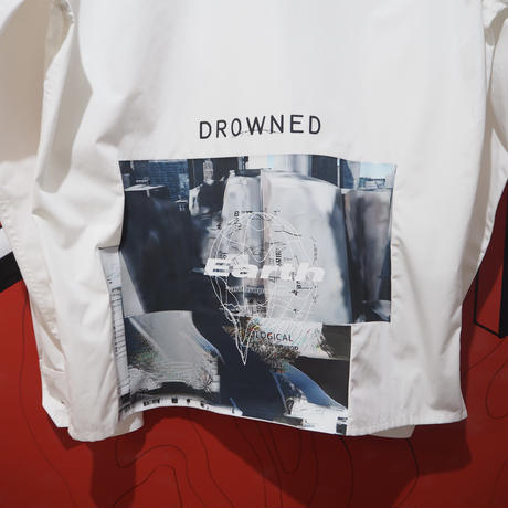 "FUTUREISNOWN Shirt ""Drowned"""
