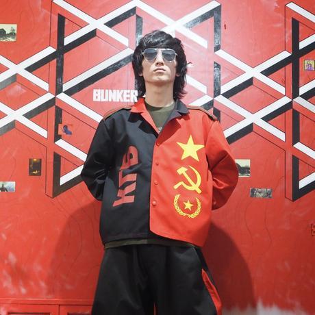 R.O.X KGB Shirt Red