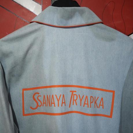 SSANAYA TRYAPKA Denim jacket