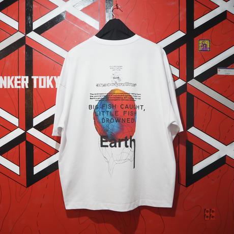 "FUTUREISNOWN T-shirt ""Earth"""