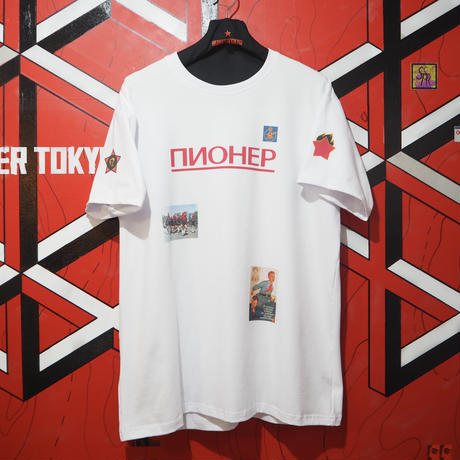 "MIRA-MIRU! T-shirt ""Pioneer"""