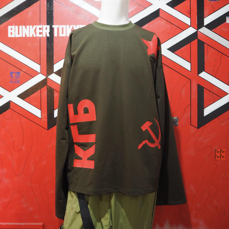 R.O.X KGB Long Sleeve T-shirt