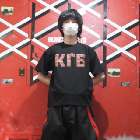 R.O.X KGB T-shirt Black