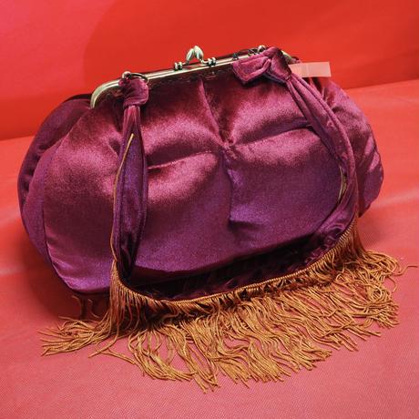 TTRSHCHNKVA ×SSANAYA TRYAPKA Bag Velvet