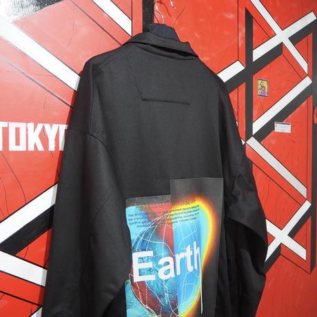"""FUTUREISNOWN Coat """"Earth"""""""