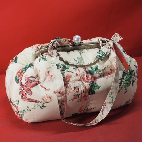 TTRSHCHNKVA×SSANAYA TRYAPKA Bag Rose White